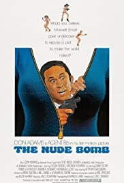 The Nude Bomb (1980) Poster - Movie Forum, Cast, Reviews