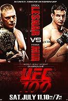 Image of UFC 100: Lesnar vs. Mir