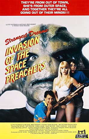 Strangest Dreams: Invasion of the Space Preachers (1990)
