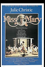 Miss Mary Poster