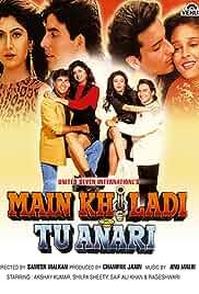 Main Khiladi Tu Anari Poster