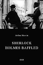 Image of Sherlock Holmes Baffled