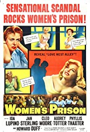 Women's Prison (1955) Poster - Movie Forum, Cast, Reviews