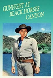 Gunfight at Black Horse Canyon Poster
