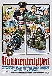 Kakkientruppen Poster
