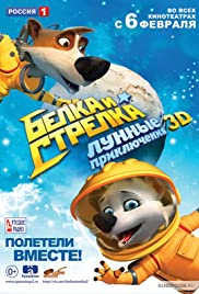 Nonton Space Dogs Adventure to the Moon (2016) Film Subtitle Indonesia Streaming Movie Download