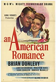 An American Romance (1944) Poster - Movie Forum, Cast, Reviews