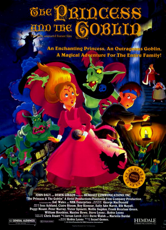The Princess and the Goblin Watch Full Movie Free Online