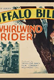 The Whirlwind Rider Poster