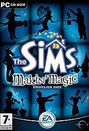 The Sims Makin' Magic Poster