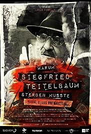 Warum Siegfried Teitelbaum sterben musste Poster