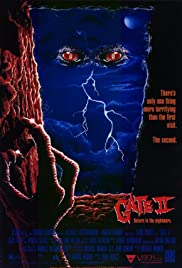 Gate 2: The Trespassers (1990) Poster - Movie Forum, Cast, Reviews