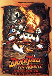 DuckTales the Movie: Treasure of the Lost Lamp(1990) Poster - Movie Forum, Cast, Reviews