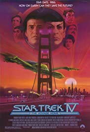 Star Trek IV: The Voyage Home (1986) Poster - Movie Forum, Cast, Reviews