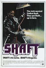 Shaft(1971) Poster - Movie Forum, Cast, Reviews