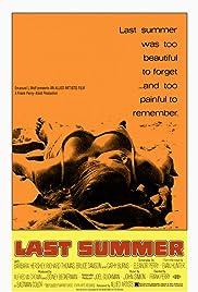 Last Summer(1969) Poster - Movie Forum, Cast, Reviews