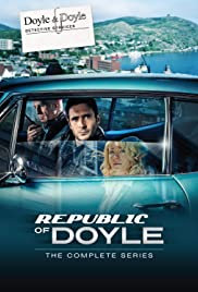 Republic of Doyle Series poster