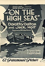 On the High Seas Poster
