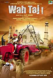 Wah Taj 2016 Hindi HDRip 480p 300MB AAC MKV