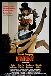 Loverboy (1989) Poster - Movie Forum, Cast, Reviews