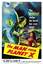 Image of The Man from Planet X