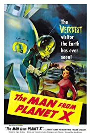 The Man from Planet X (1951) Poster - Movie Forum, Cast, Reviews