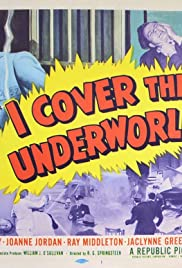 I Cover the Underworld Poster