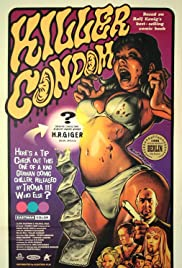 Killer Condom (1996) Poster - Movie Forum, Cast, Reviews