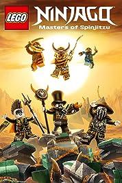 LEGO Ninjago: Masters of Spinjitzu - Season 3 (2014) poster