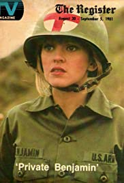Private Benjamin Poster