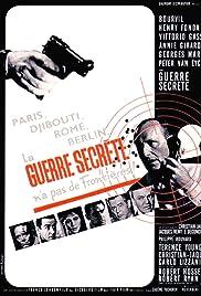 The Secret Agents Poster
