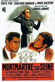 Montmartre sur Seine Poster
