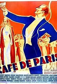 Café de Paris Poster