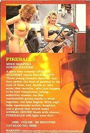 Fireballs Poster