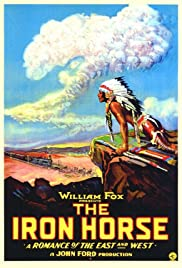 The Iron Horse (1924) Poster - Movie Forum, Cast, Reviews