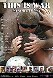 This is War-Memories of Iraq Poster