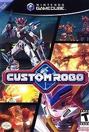 Custom Robo: Battle Revolution Poster