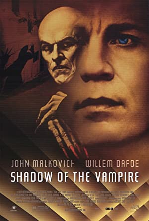 Shadow of the Vampire poster