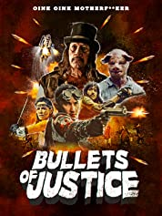 Bullets of Justice (2020) poster