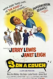 Three on a Couch (1966) Poster - Movie Forum, Cast, Reviews