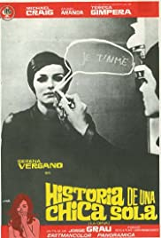 Historia de una chica sola Poster