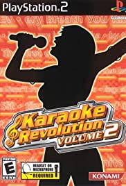 Karaoke Revolution Volume 2 Poster