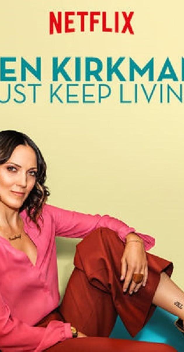 Jen Kirkman: Just Keep Livin? (2017) WebRip 720p