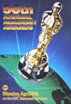 Primary image for The 56th Annual Academy Awards