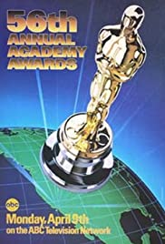 The 56th Annual Academy Awards Poster