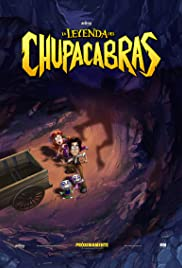 A lenda do Chupacabra Legendado