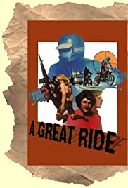 A Great Ride Poster