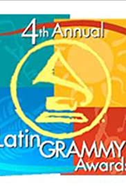 The 4th Annual Latin Grammy Awards Poster