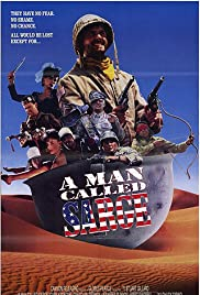 A Man Called Sarge (1990) Poster - Movie Forum, Cast, Reviews