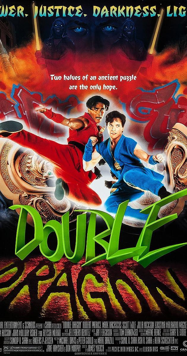 Double Dragon (film) - Wikipedia